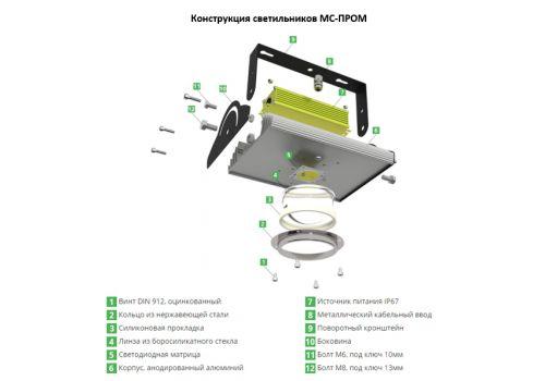 Светильник МС-ПРОМ